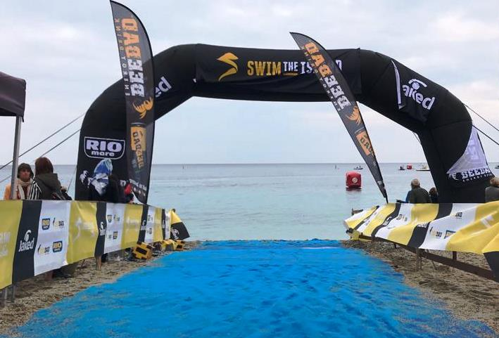 SwimTheIsland - 1.8km - 3.5km - 6km