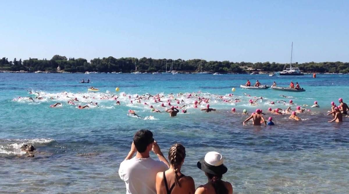 Antibes - 30km Open water marathon